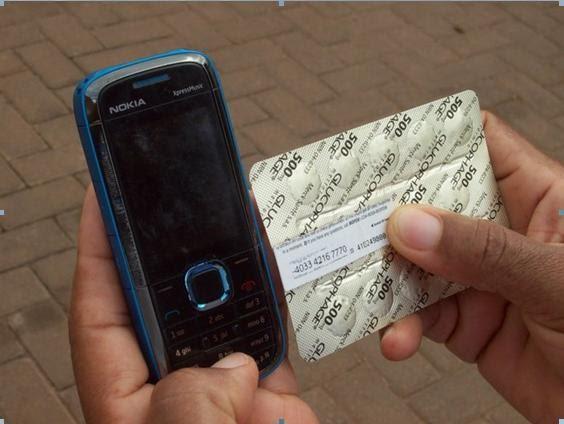 Resultado de imagen para Los falsos medicamentos usados en África
