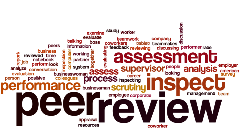 Peer review film analysis essay
